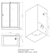 clawfoot tub dimensions. Clawfoot Tub Dimensions Corner Sizes Medium Size Of Shower Insert Bath Soaking Specs .