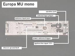 installing becker europa 460 in 78 350sl mercedes benz forum click image for larger version europa%20mu%20short%20switch%20rear
