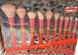 sonia kashuk brush set target. lisa spotted these sonia kashuk brush sets down to 50% off. set target