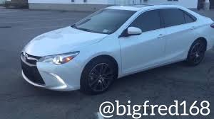 2016 TOYOTA CAMRY SE SPECIAL EDITION - YouTube