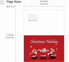 Mpix Christmas Cards New Birthday Invitation Holiday Card Size