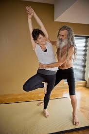 up close and personal the dreadlocked instructor once described as the marmite of yoga