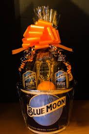 blue moon beer bucket