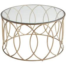Iron Coffee Tables Elana Bronze Iron Round Coffee Table Pier 1 Imports