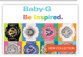 baby g womens watches