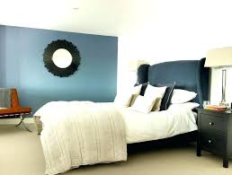 accent walls for bedrooms. Blue Accent Wall In Bedroom Navy Walls Loving The Dark For Bedrooms