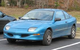 Pontiac Sunfire – Wikipedia