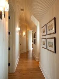 hallway sconce lighting. elegant hallway photo in charleston with white walls sconce lighting l