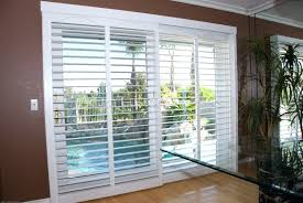 image of shutters for sliding glass doors exterior plantation blinds home depot reviews at