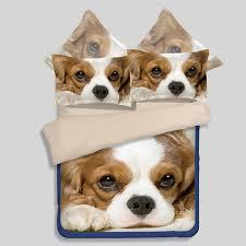 boxer puppy printed bedding set 1 600x600 boxer puppy printed bedding set