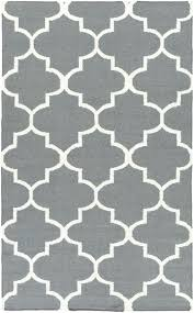 gray white area rug gray white geometric trellis rug black and white striped area rug white
