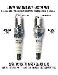 Ac Delco Spark Plug Heat Range Chart Choosing A Nitrous Spark Plug The Missing Manual Nitrous Tech