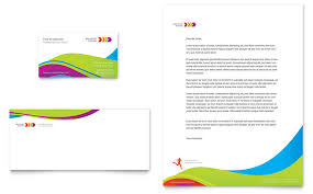 free personal letterhead personal trainer business card letterhead template word publisher