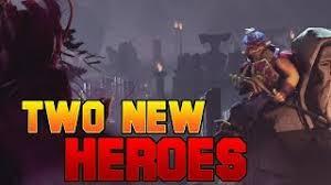 dota 2 new hero videos