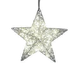 Dekojohnson Led Fensterdeko Weihnachten Metall Stern Mit