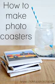 how to make photo coasters jpg