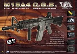 2005 the new poster lists the specification as modified wiring switch hicap 300rnd magazine included metal detachable rear sight 7mm bearing gearbox