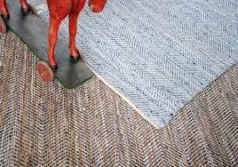 recycled denim rugs jeans rugs hand woven leather rugs india atlas rug