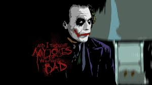 Scary Joker Wallpapers Hd Wallpaper Collections