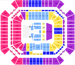 The Rolling Stones No Filter Tour Seating Chart Tickpick