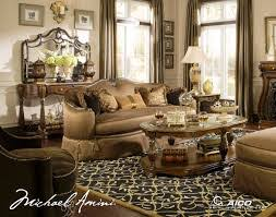 Eelegant Michael Amini Living Room Sets – michael amini furniture