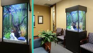aquarium office. Aquarium For Office Home Decor Interior Design Popular Free Standing  Aquariums 700×400 Aquarium Office