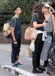 Lorde With Her Boyfriend James Lowe ...