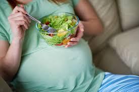te veel eten tijdens zwangerschap