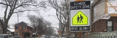 Image result for illinois school safety driving zone