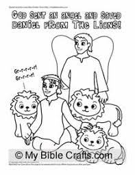 Small Picture Daniel Bible Lessons Crafts Activities and Printables for