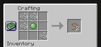 how to make a lead in minecraft. Wonderful How Formula To Make A Lead In Minecraft Using Crafting Table Intended How To Make A Lead In