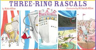 Image result for three ring rascals series