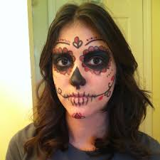 day of the dead makeup 2