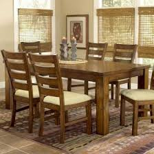 remendations dining room bench table best of 15 best real wood dining table set than elegant