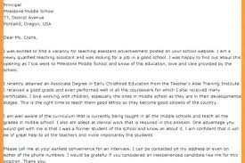 Cover Letter For Educational Assistant Position Best Solutions Of