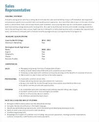 Sales Representative Resume Objective. Medical Sales Resume Examples ...