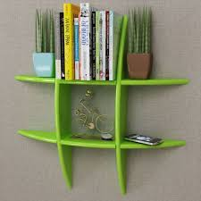 wall shelf display for storage of