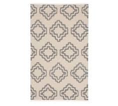 sheldon flatweave rug ivory gray