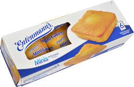 Minis Pound Cake Entenmanns