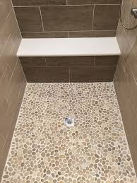 Pebble Tile Bathrooms And Showers Pebble Tile Shop - Glazed bathroom tile