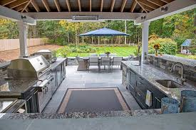 covered outdoor kitchen ideas