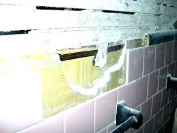 remove tile how to old tips for without damaging drywall