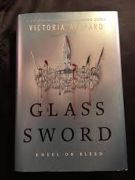gl sword red queen victoria aveyard