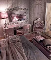 Carving Silver Italian Style Bedroom   Top And Best Italian Classic  Furniture