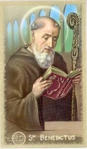 Resultado de imagen de San Benito de Nursia o Montecasino