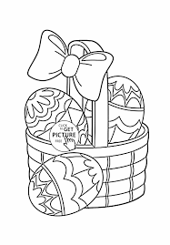 Small Picture Picture Of Fruit Basket For Coloring Basket Coloring Pages For