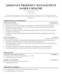 Luxury Leasing Agent Sample Resume For Sample Leasing Agent Resume
