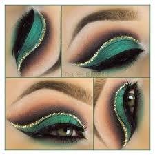 green eyes makeup eyeshadow ideas
