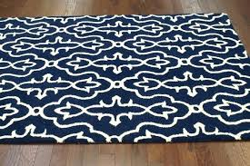 blue white rug interior navy and white area rug stunning blue regarding rugs plans 8 blue blue white rug contemporary