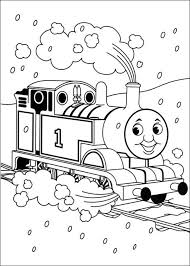 Small Picture Thomas the Tank Engine Coloring Pages 15 Coloring Kids